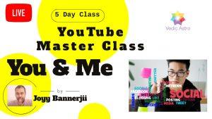 YouTube Master Class
